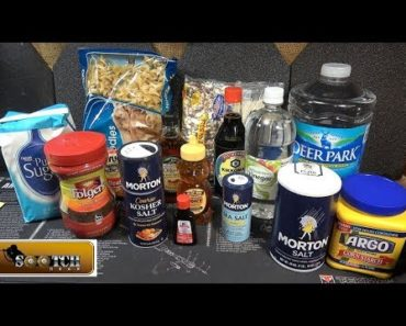 Top 15 Forever Foods for Survival