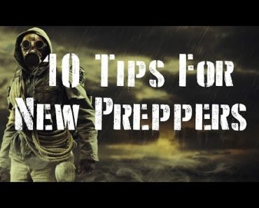 10 Tips for New Preppers: Supplies, Survival food and Emergency Essentials