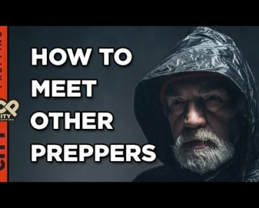 How to meet other preppers