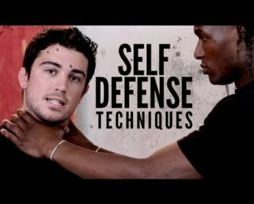 Self Defense Training: How to Defend Yourself From an Attacker