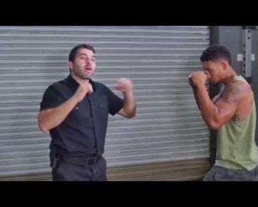 Self Defense Techniques – Five Basic Hand Strikes & Defense