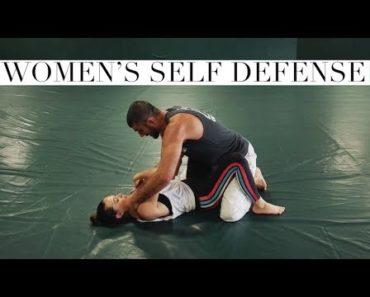 5 Choke Hold Defenses Women MUST Know   Self Defense   Aja Dang