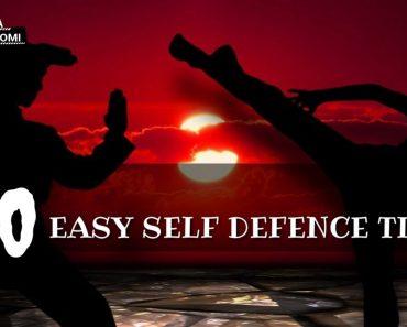 20 Tutorial Bela Diri praktis // 20 EASY SELF-DEFENSE TIPS
