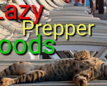 On The Go/Easy Prepper Foods; A Peek in my Fridge
