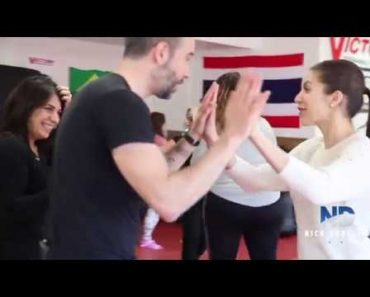Self Defense Tips for Women with Nick Drossos