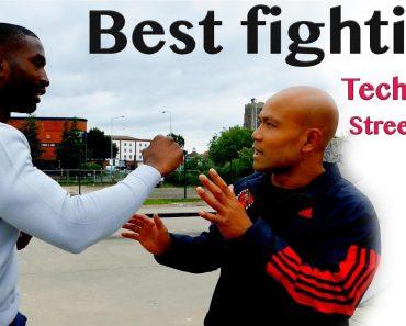 Best Fighting Technique | Street Fight