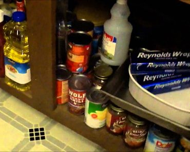 Dad's Prepper Food Storage
