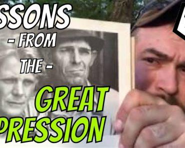 SHTF Lessons from the Great Depression – Prepper  Economic Collapse Scenarios