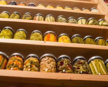 8 Spots To Safely Store Your Food At Home