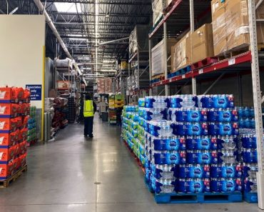 How Much Food And Water You Actually Need To Store