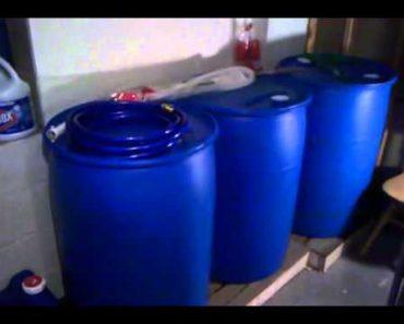 Prepper Water Storage – Critical Prep Item