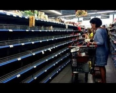 Prepper Pantry avoiding food shortages