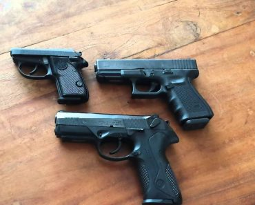 What this Prepper Learned from her Advanced Pistol Class :)!