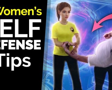 5 Women's Self-Defense Tips – How to Defend Against a Wrist Grab