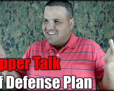 Check your Self Defense Plan| Prepper Talk