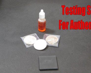Prepper Tip: Easy Silver Testing