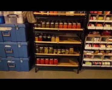 Update on My Food Storage (Prepping) #2