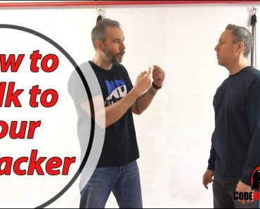 How to Talk to your Attacker – Self Defense Tips