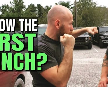 Throwing the First Punch in Self Defense   Techniques, Tactics and Legal Considerations