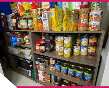 No Space? How I Organize My 2 Week Prepper Pantry