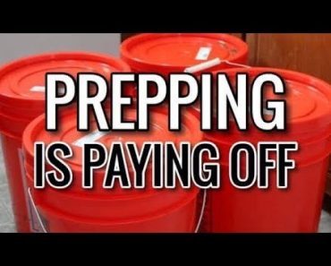Has Prepping Been Paying Off During This Pandemic? | SHTF Preppers, Food Storage, Water Supply 2020