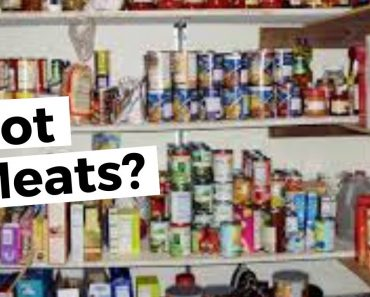 Building Your Prepper Pantry: Meats, Fish & Seafood