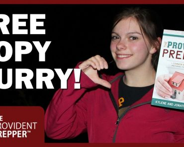 Get Your FREE Copy of The Provident Prepper Today