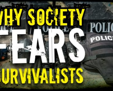 Lets Talk: Why Society Fears Preppers | Canadian Prepper