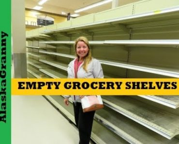Prepping for Empty Grocery Store Shelves- How to Prepare For Food Crisis