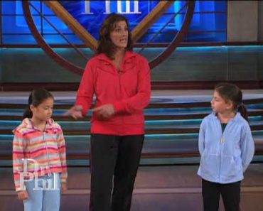 Tracie Arlington Shows Self-Defense Tips for Kids on Dr. Phil