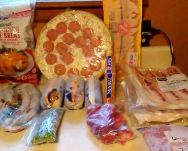Pandemic Prepper Freezer Stocking/Tips for A Lockdown!!!