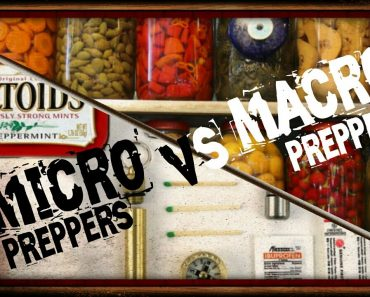 Micro VS Macro Preppers and Survivalists | Canadian Prepper
