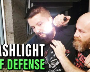 Flashlight Self Defense | How to Land the Hammerfist | Nitecore Flashlights Reviewed