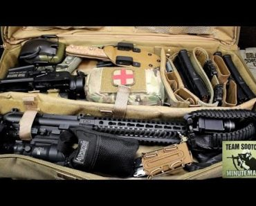 Weapons Go Bag
