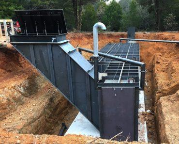 Atlas 10×30 Safe-Cellar – Luxury Bunker Built Under A Home (Complete Installation Video) – Part 1