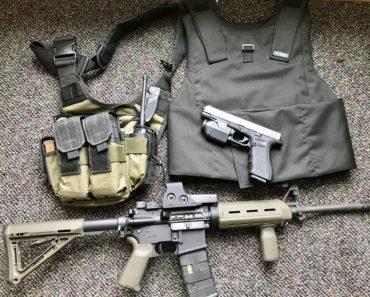 Prepper's Home Defense Setup (Rapid Deployment Pack)