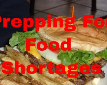 Prepping For Food Shortages – Porch Talk