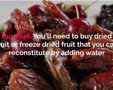 Prepper Food Storage Tips