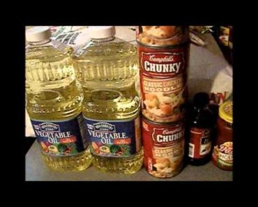 Food Storage Series 2 Episode 3 The 6 Month Prepper Experiment