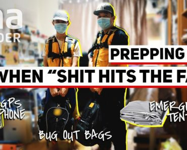 How These Singaporeans Are Prepping For The End Of The World (And Other Emergencies)