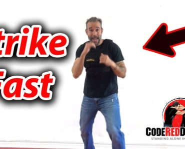 Learn to Strike Fast – Self Defense Tips