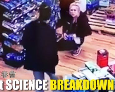 DETERMINED Woman OVERWHELMS THREAT… Teaches us Self Defence Mindset