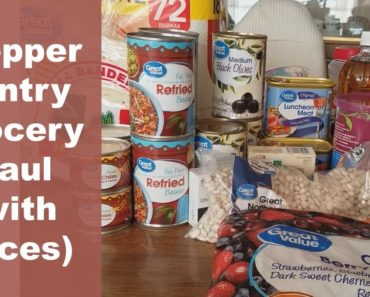 One More Pre-Election Prepper Pantry Grocery Haul | Stocking the Prepper Pantry Before Winter