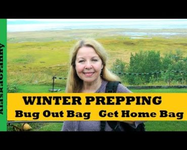 Winter Prepping For Bug Out Bag Get Home Bag and Home Budget