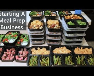 Meal Prepping For Others