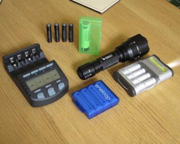 Geordie Prepper – Battery Discharging Tips