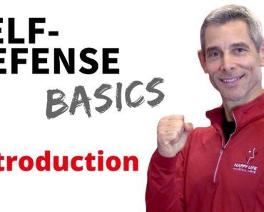 Self-Defense Basics Course – Welcome!