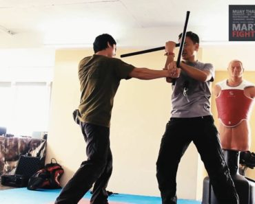 Baton Techniques   Self-Defense   Fight Vision