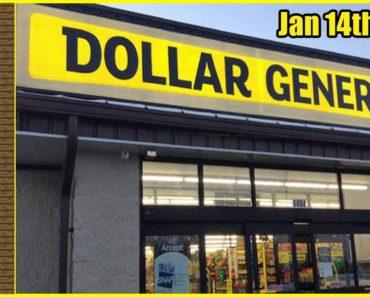 Dollar General Prepper Haul – Food Shortage First One In 2021