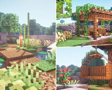 Minecraft: How to Transform your Garden